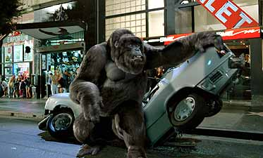 Mercedes For Sale >> VFX HQ: MIGHTY JOE YOUNG